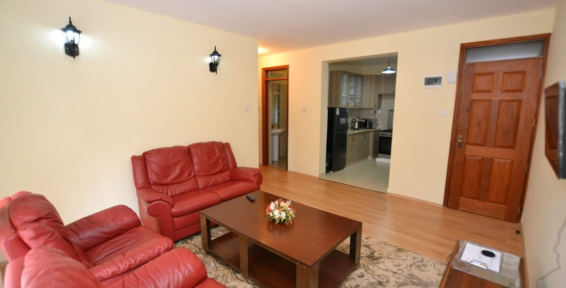 Kileleshwa 1 and 2 Bedroom Furnished Apartments for Rent at Ksh80k and Ksh100k respectively 2
