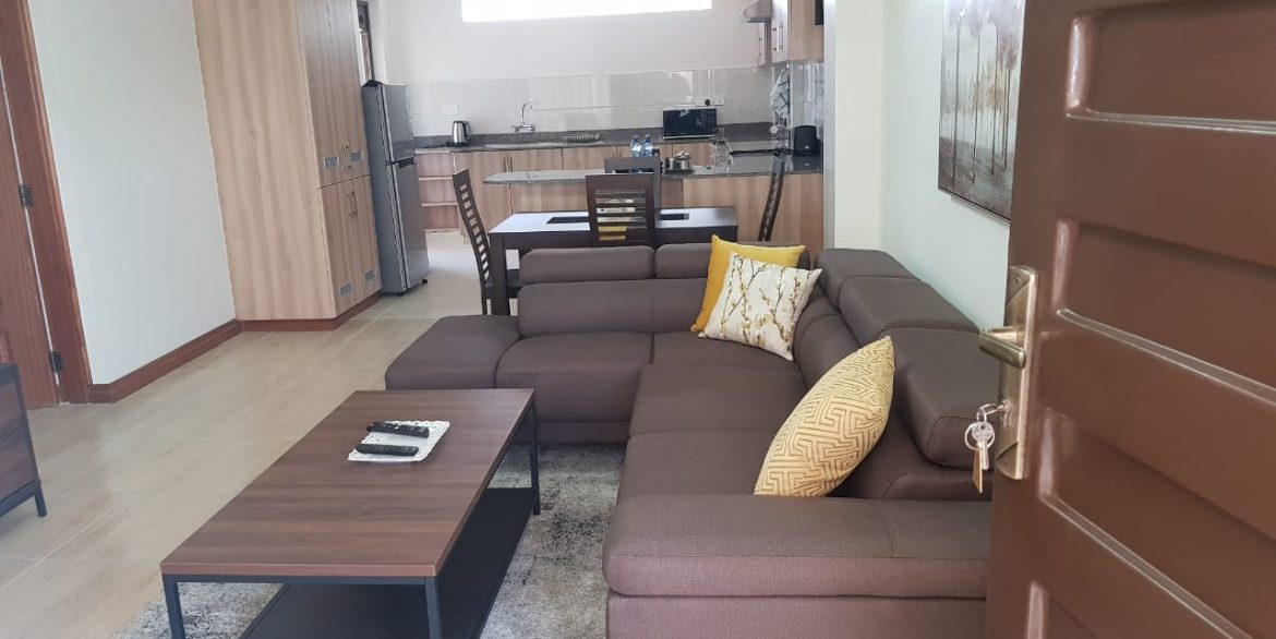 New Property: 2 Bedroom Fully Furnished and Serviced Apartment on Riverside at 160k1