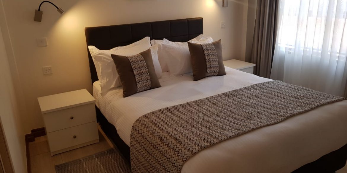 New Property: 2 Bedroom Fully Furnished and Serviced Apartment on Riverside at 160k10