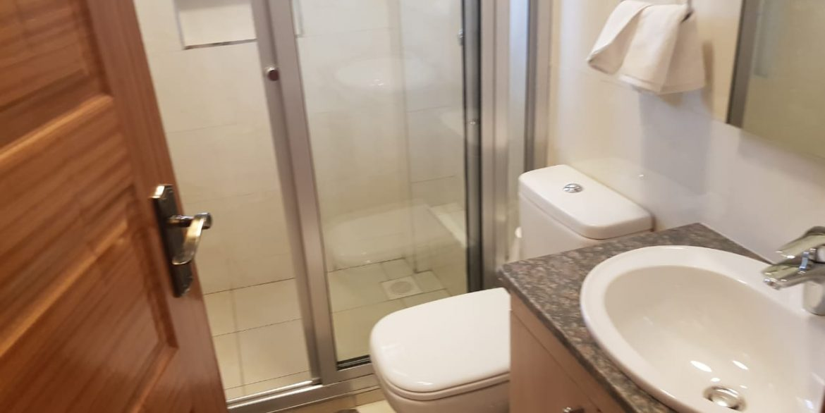 New Property: 2 Bedroom Fully Furnished and Serviced Apartment on Riverside at 160k11