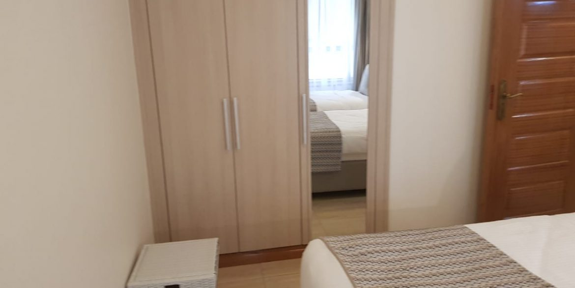 New Property: 2 Bedroom Fully Furnished and Serviced Apartment on Riverside at 160k17