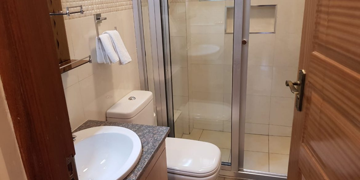 New Property: 2 Bedroom Fully Furnished and Serviced Apartment on Riverside at 160k24