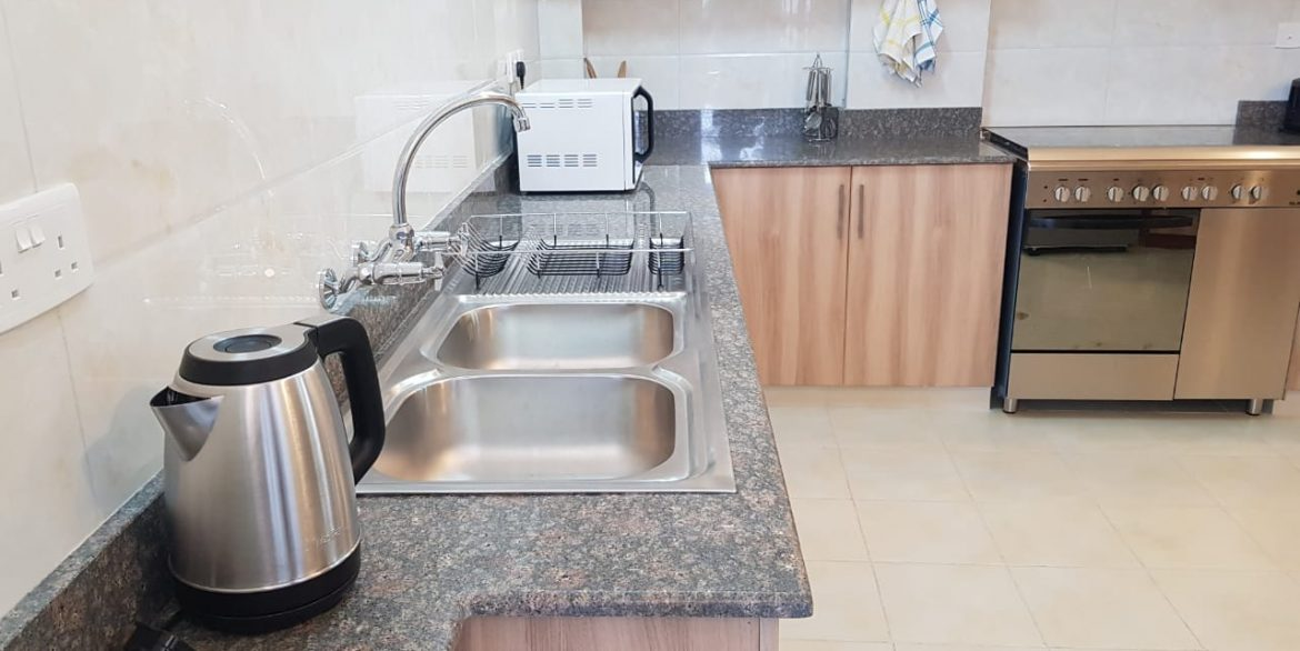 New Property: 2 Bedroom Fully Furnished and Serviced Apartment on Riverside at 160k26