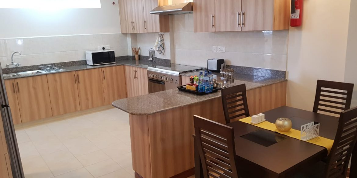 New Property: 2 Bedroom Fully Furnished and Serviced Apartment on Riverside at 160k29