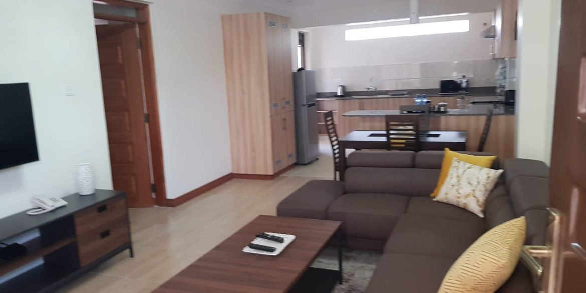 New Property: 2 Bedroom Fully Furnished and Serviced Apartment on Riverside at 160k34