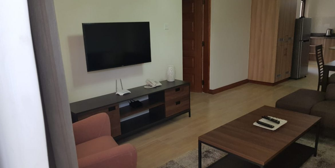 New Property: 2 Bedroom Fully Furnished and Serviced Apartment on Riverside at 160k38