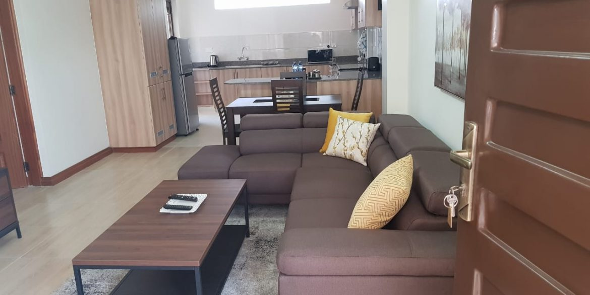 New Property: 2 Bedroom Fully Furnished and Serviced Apartment on Riverside at 160k39