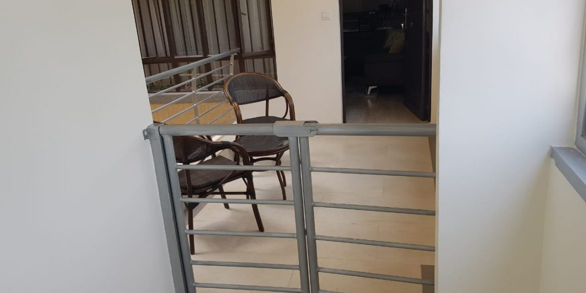 New Property: 2 Bedroom Fully Furnished and Serviced Apartment on Riverside at 160k40