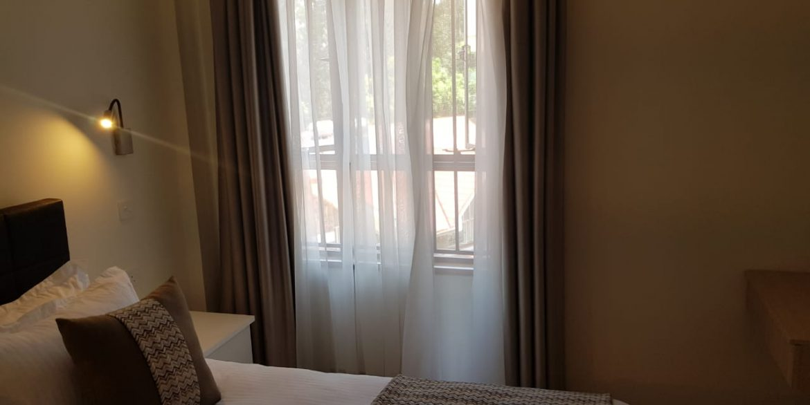 New Property: 2 Bedroom Fully Furnished and Serviced Apartment on Riverside at 160k6