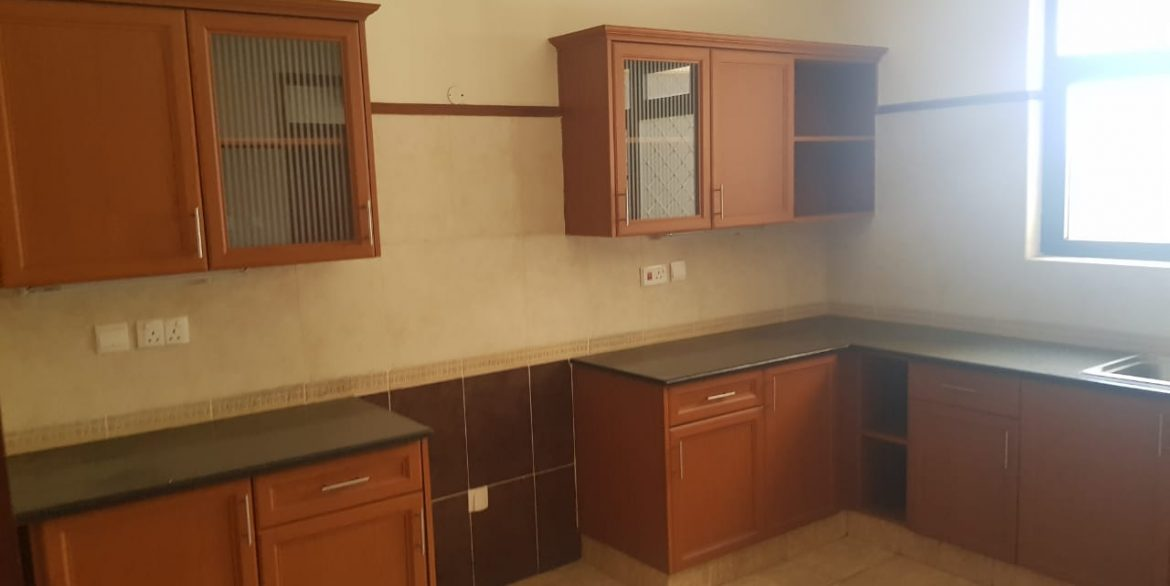 Two Bedrooms Plus Dsq with borehole water and lift in Killimani at Ksh85k22