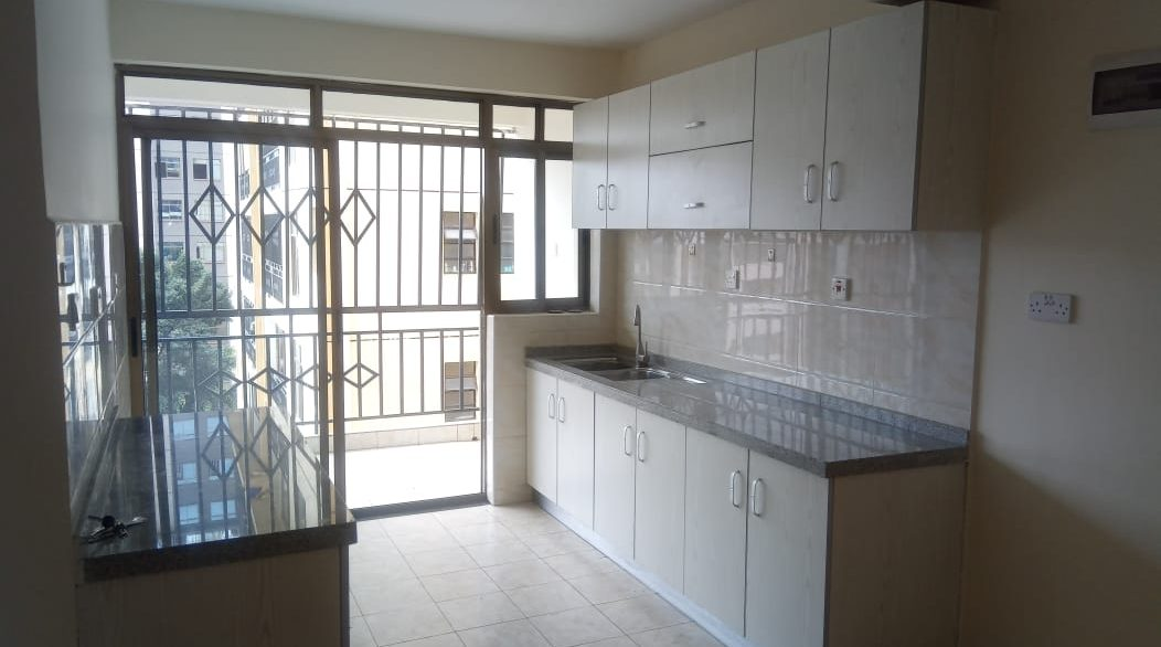 3 Bedroom Apartment for Rent at Ksh70k Located on Riara Road, few minutes to Junction Mall5