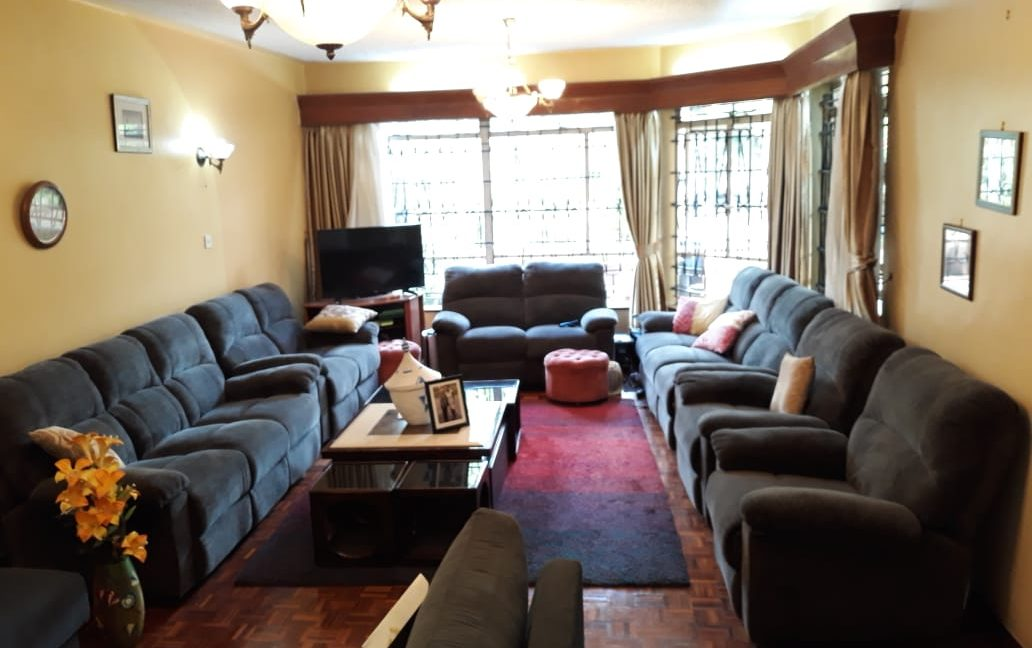 4 Bedroom House All Ensuite Plus SQ for Sale at Ksh58M in Kilimani off Argwings Kodhek towards Valley Arcade13