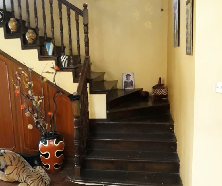 4 Bedroom House All Ensuite Plus SQ for Sale at Ksh58M in Kilimani off Argwings Kodhek towards Valley Arcade21
