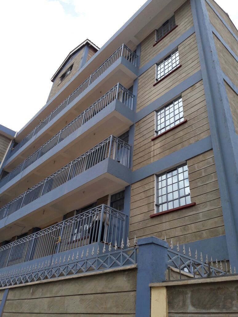 Kasarani Hunters Flat For Sale with Income of 400k/Monthly asking Ksh65M
