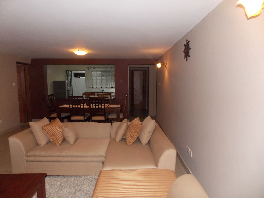 Spacious Elegantly Furnished and Luxurious 2 Bedroom Apartments in Riara for Rent at Ksh140k6