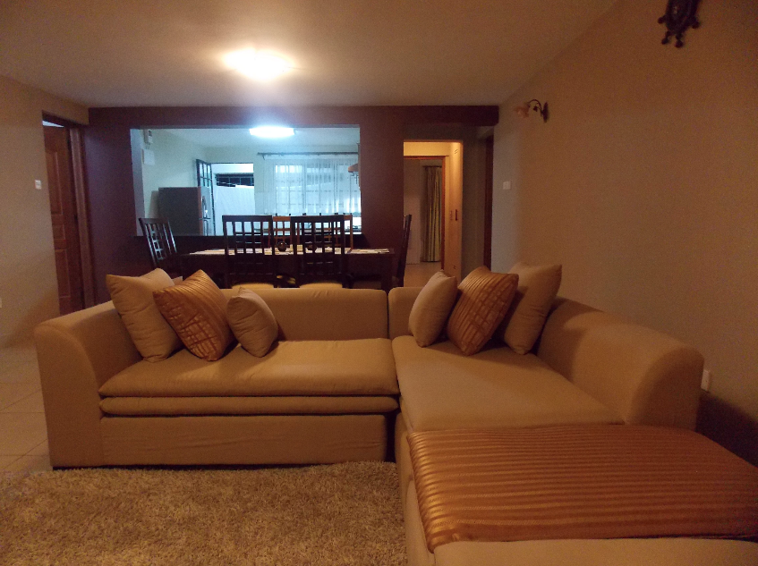 Spacious Elegantly Furnished and Luxurious 2 Bedroom Apartments in Riara for Rent at Ksh140k7
