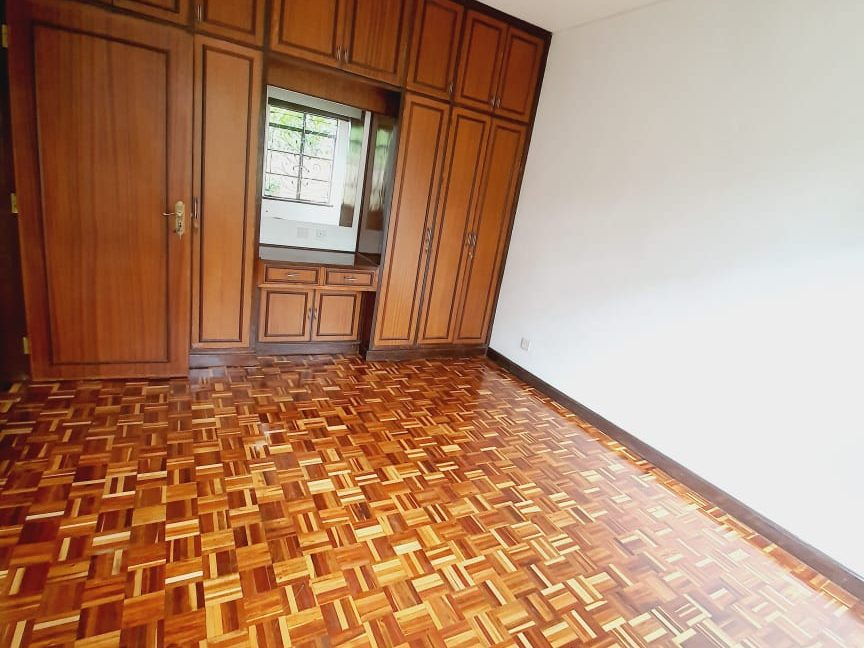 4 Bedrooms All En-suite House for Rent in a compound of 2 units Located Off Peponi Road 10