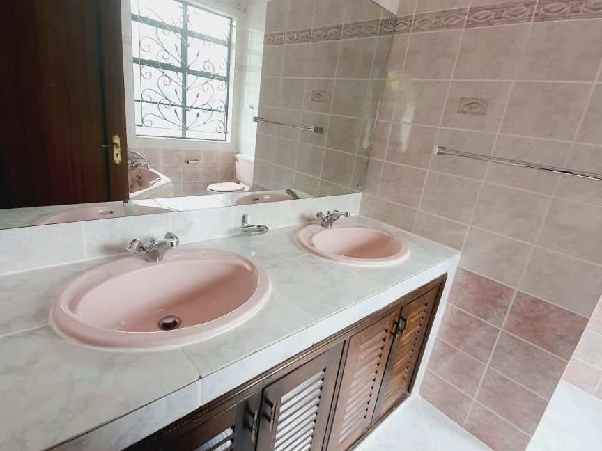 4 Bedrooms All En-suite House for Rent in a compound of 2 units Located Off Peponi Road 11
