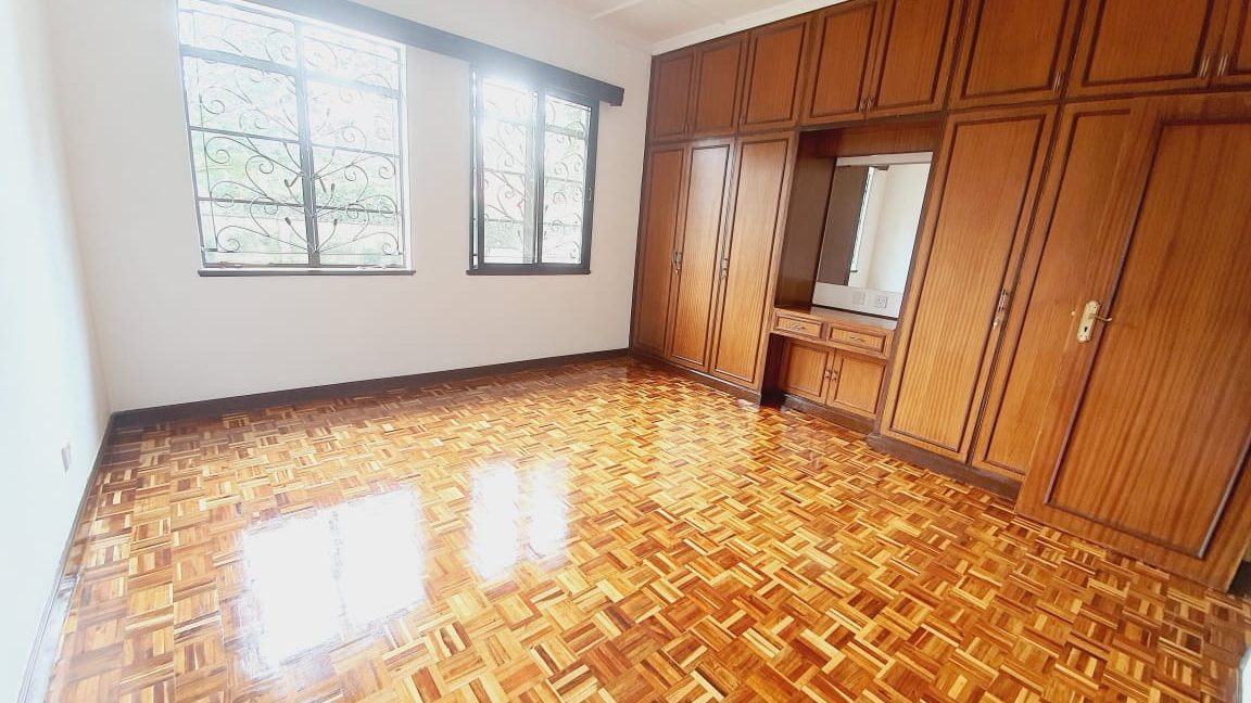 4 Bedrooms All En-suite House for Rent in a compound of 2 units Located Off Peponi Road 14