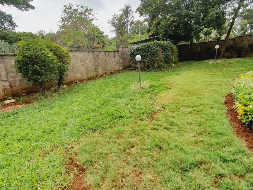 4 Bedrooms All En-suite House for Rent in a compound of 2 units Located Off Peponi Road 16