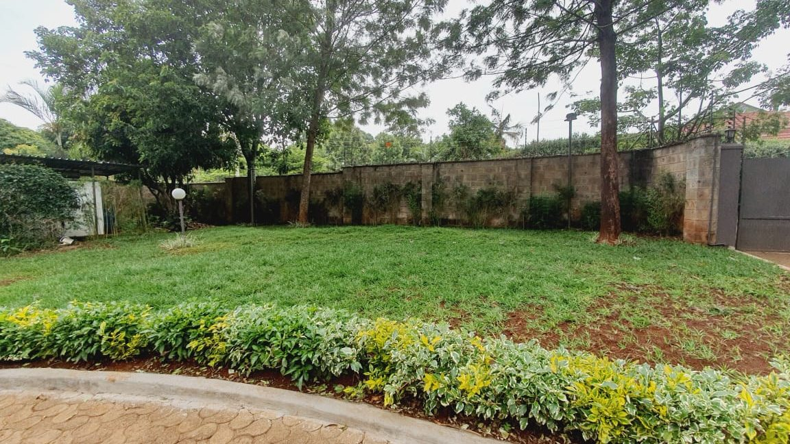 4 Bedrooms All En-suite House for Rent in a compound of 2 units Located Off Peponi Road 2