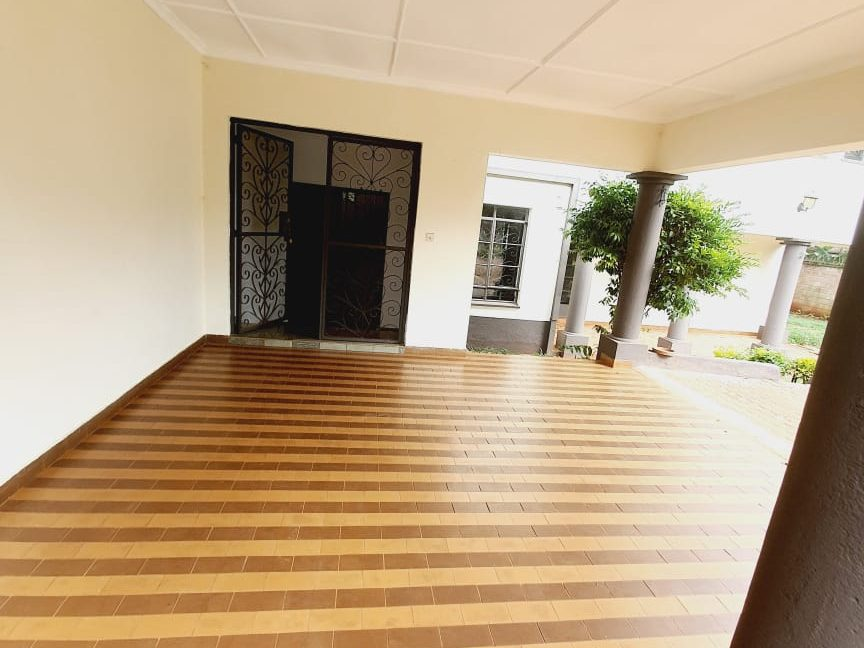 4 Bedrooms All En-suite House for Rent in a compound of 2 units Located Off Peponi Road 7