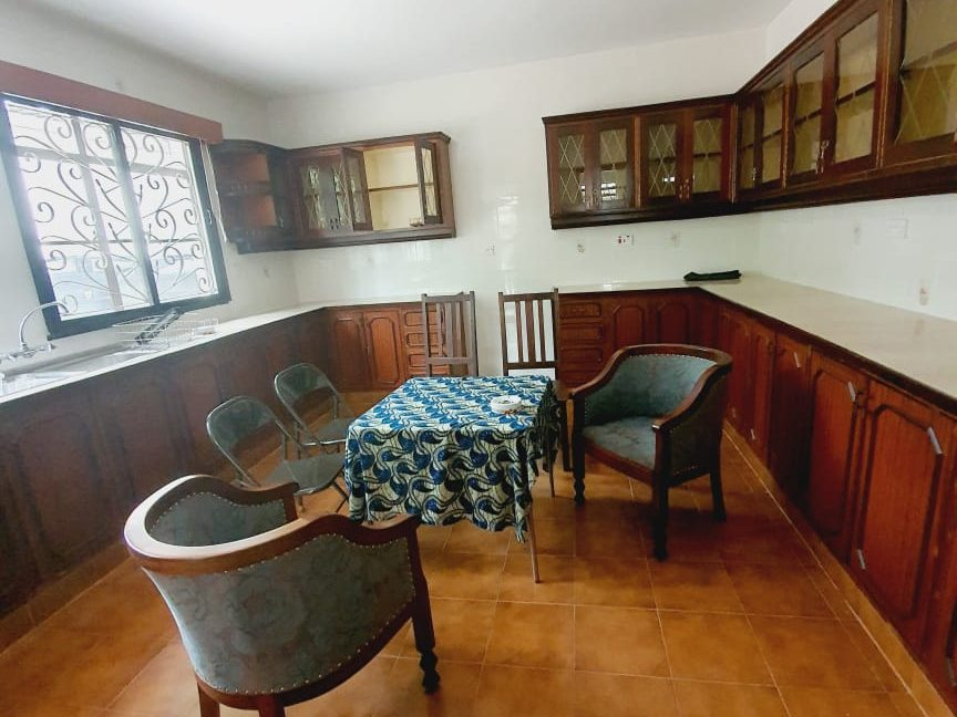4 Bedrooms All En-suite House for Rent in a compound of 2 units Located Off Peponi Road 8