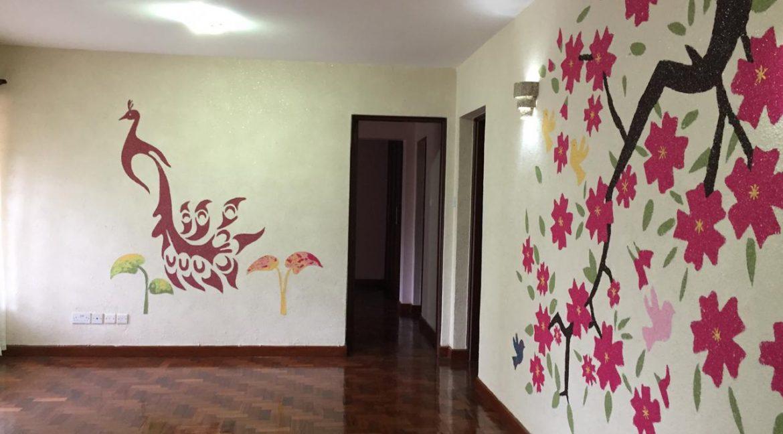 5 Bedrooms House All en-suite on Half an Acre for rent at Ksh400k7