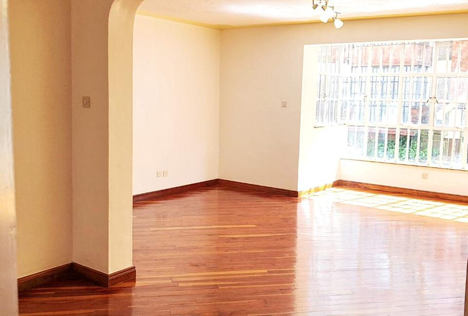 A beautiful Spacious well finished 3 Bedroomed Ground Floor Apartment in a prime location on Riara Road for sale at Ksh14M2