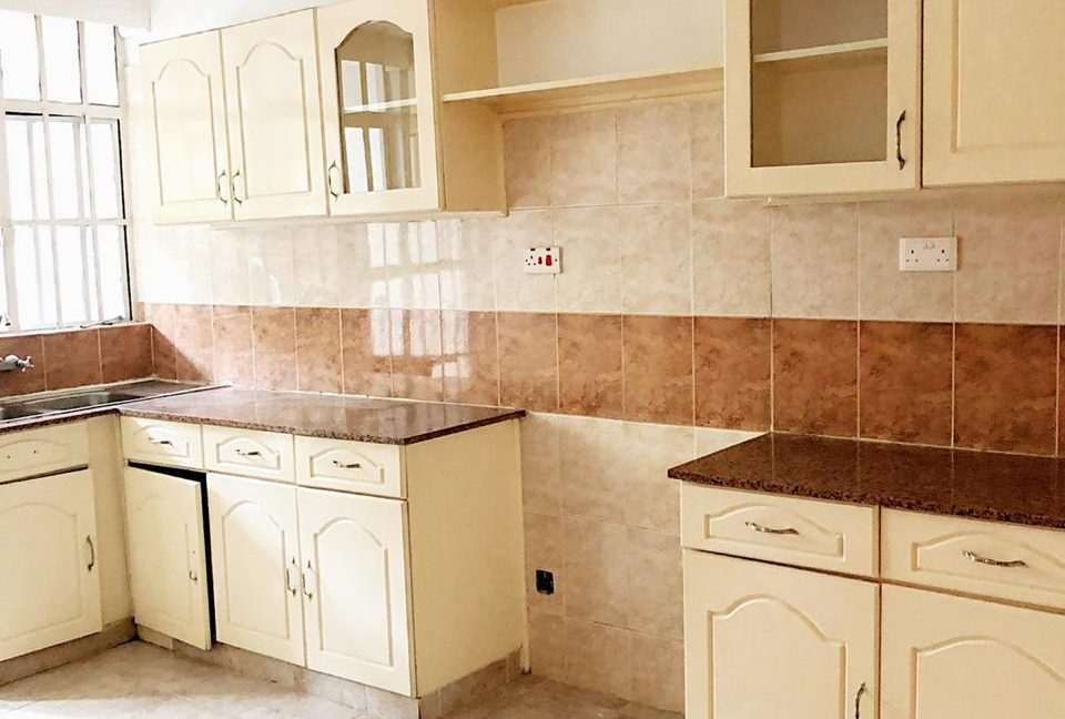 A beautiful Spacious well finished 3 Bedroomed Ground Floor Apartment in a prime location on Riara Road for sale at Ksh14M9