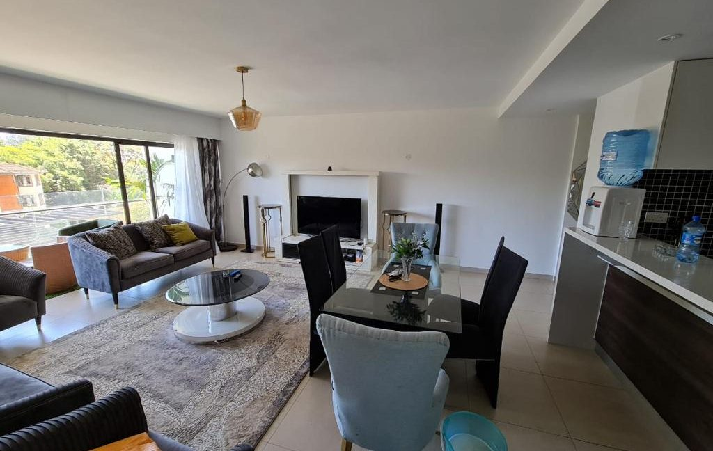 2 Furnished Bedroom Apartment for Rent, Ensuite, Modern, with Swimming Pool, Gym, Lift, Backup Power... at Ksh120k17
