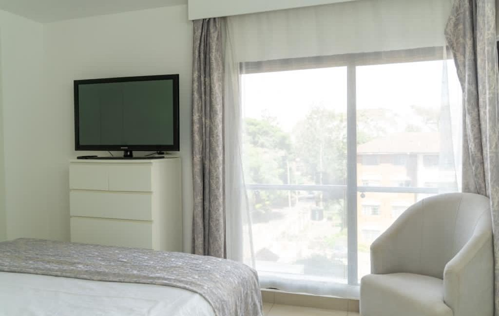 2 Furnished Bedroom Apartment for Rent, Ensuite, Modern, with Swimming Pool, Gym, Lift, Backup Power... at Ksh120k9