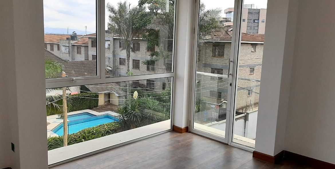 4 Bedroom Town House To Let Lavington, Nairobi at Ksh350,000 per month including service charge12