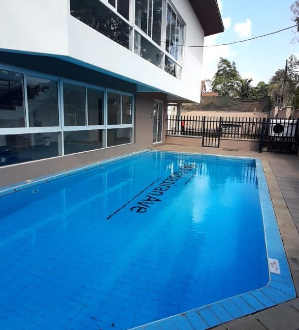4 Bedroom Town House To Let Lavington, Nairobi at Ksh350,000 per month including service charge14
