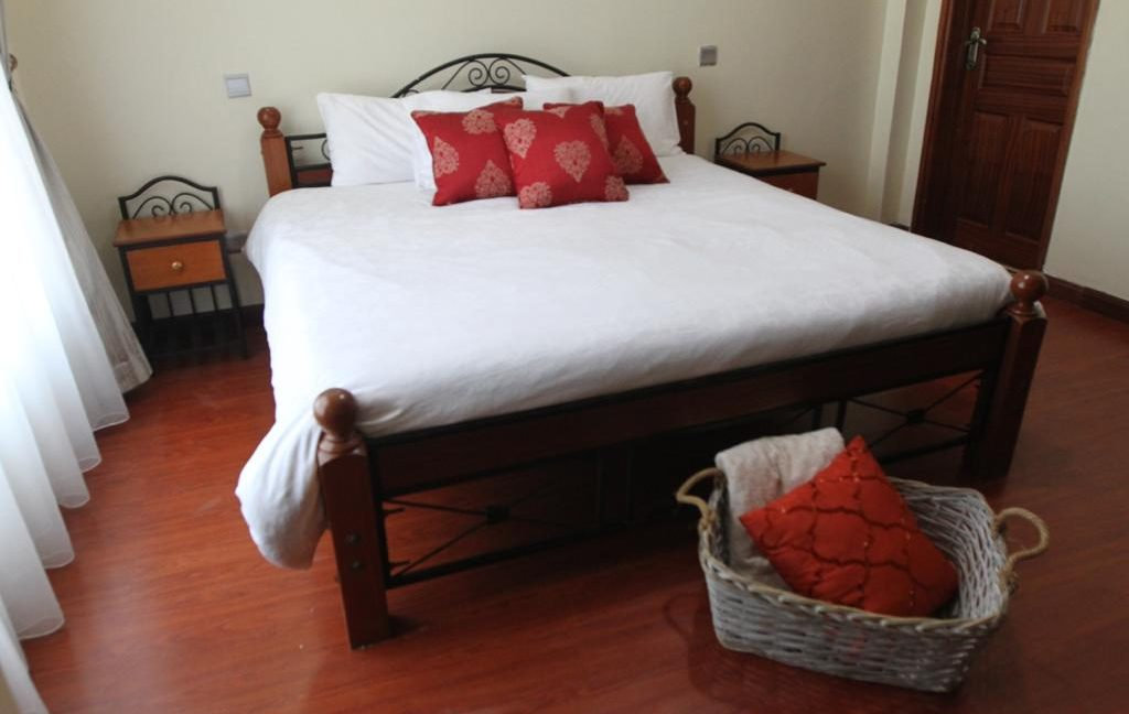 Fully Furnished 2 Bedroom Apartment for Rent Located Off Gitanga Road, asking Ksh150k per Month14