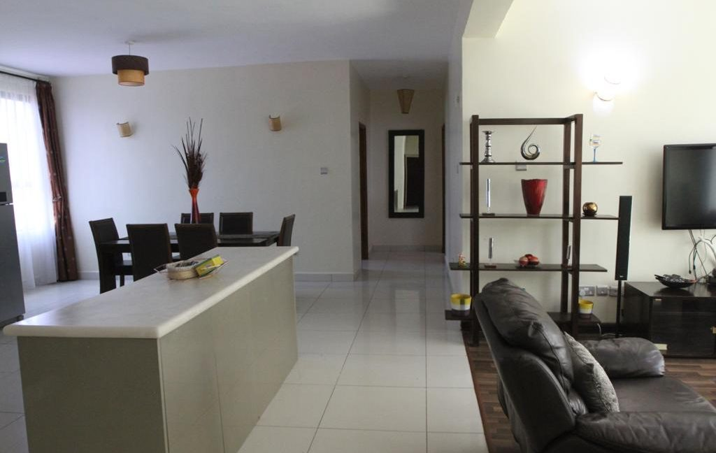 Fully Furnished 2 Bedroom Apartment for Rent Located Off Gitanga Road, asking Ksh150k per Month15