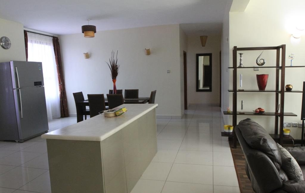 Fully Furnished 2 Bedroom Apartment for Rent Located Off Gitanga Road, asking Ksh150k per Month17