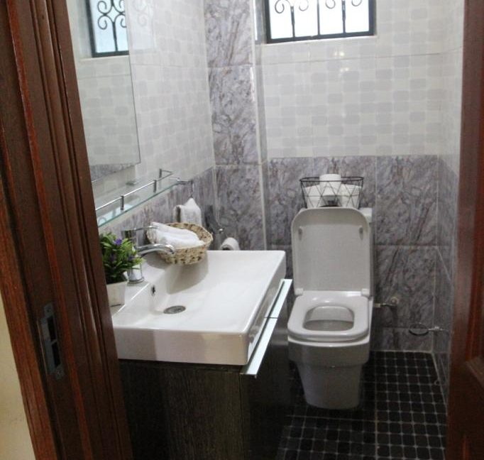 Fully Furnished 2 Bedroom Apartment for Rent Located Off Gitanga Road, asking Ksh150k per Month20