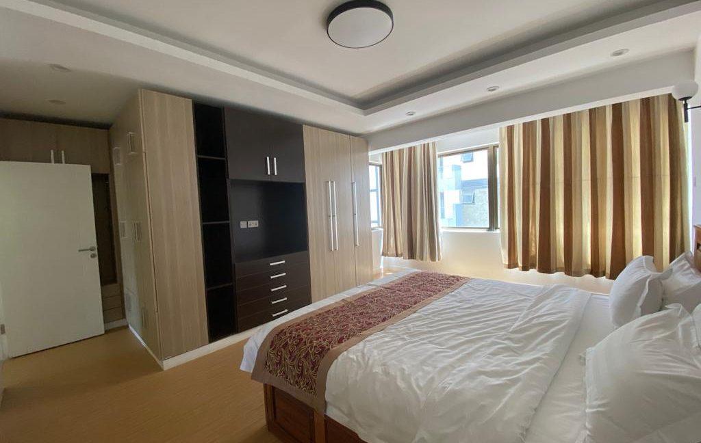 Homely 4 bedroom Apartment with DSQ for sale in Lavington, along Hatheru Road for Sale at Ksh19M9