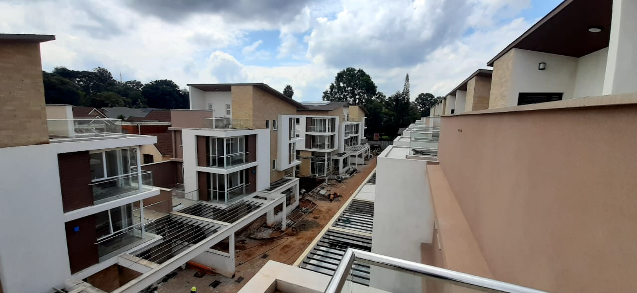 543 Kabasiran Ave. – 4 Bedroom Town House To Let Lavington, Nairobi at Ksh350,000 per month including service charge