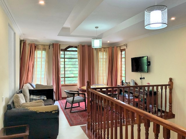 3 Bedroom Townhouse in Gated Community for Rent at Ksh300k on Peponi Rd with Large living, Dinning, Open large Kitchen. Spacious Bedrooms and Private garden7