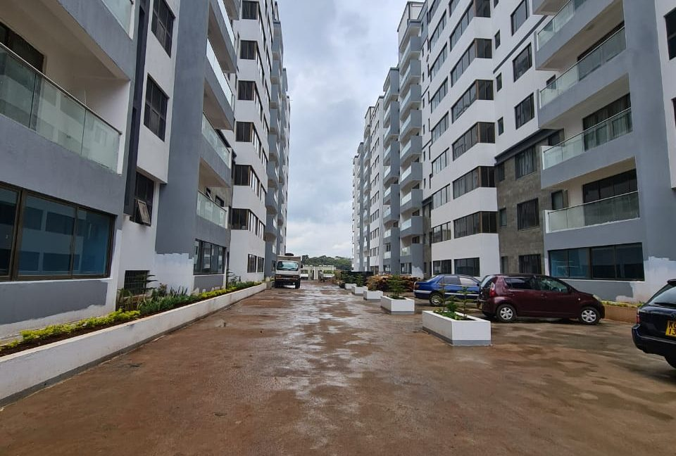 Homely 3 bedroom apartment with DSQ, Swimming Pool For Sale at Ksh18.5M in Lavington, along Hatheru Road1