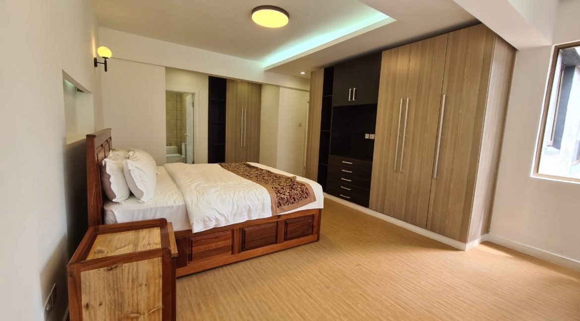 Homely 3 bedroom apartment with DSQ, Swimming Pool For Sale at Ksh18.5M in Lavington, along Hatheru Road13