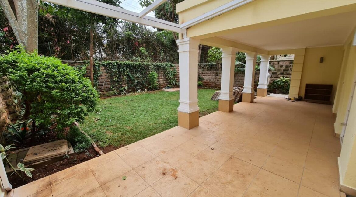 5 Bedroom All Ensuite Townhouse Plus Dsq For Rent at Ksh330k with excellent amenities 12