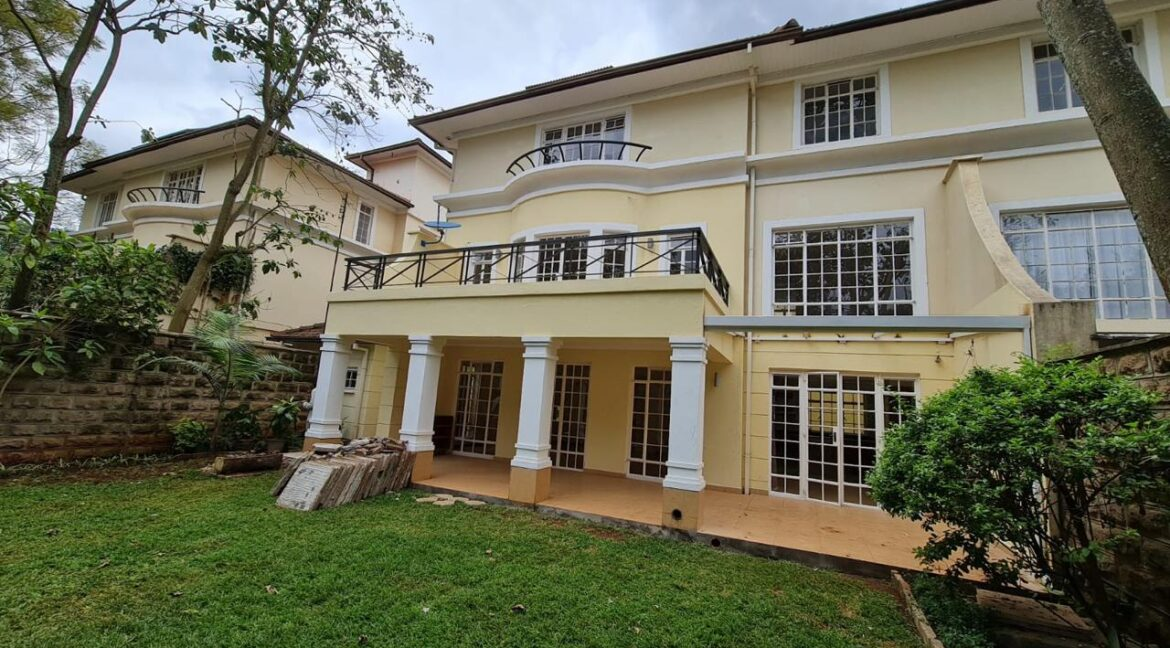 5 Bedroom All Ensuite Townhouse Plus Dsq For Rent at Ksh330k with excellent amenities 17