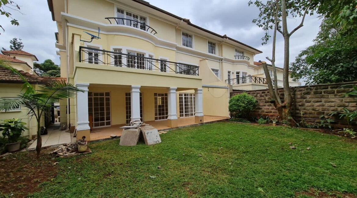 5 Bedroom All Ensuite Townhouse Plus Dsq For Rent at Ksh330k with excellent amenities 4