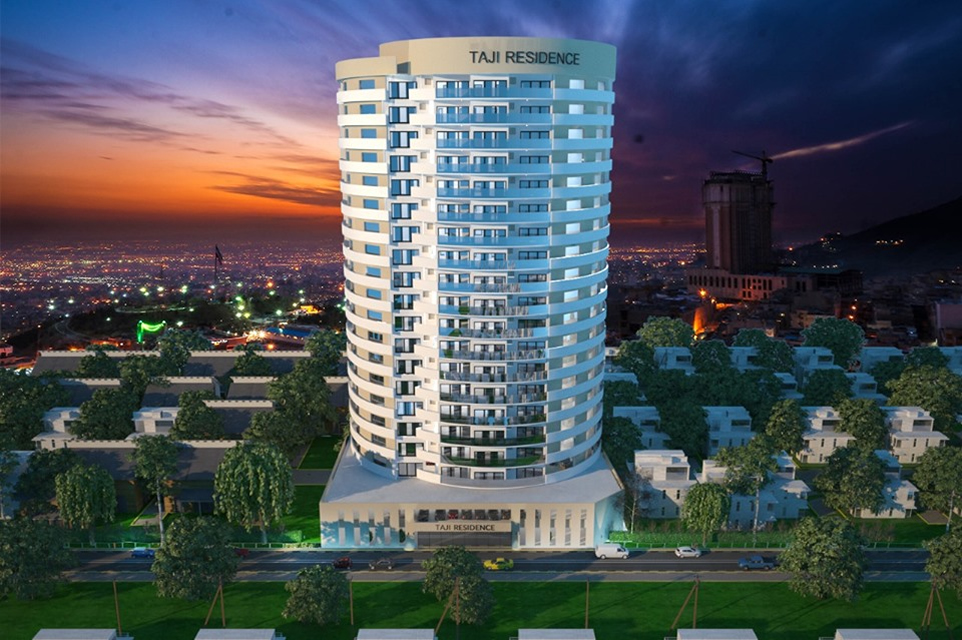 Contemporary Block of Apartments - 8 years Payment Plan with Conventional 3 bedrooms and duplexes plus DSQ1