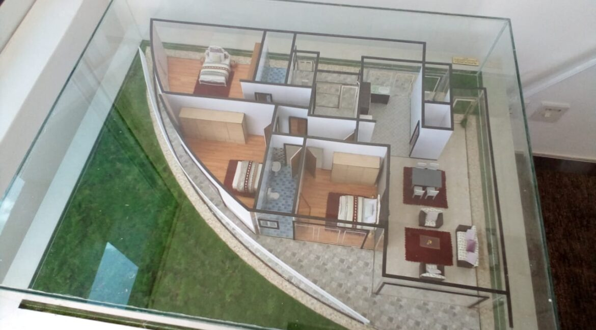 Contemporary Block of Apartments - 8 years Payment Plan with Conventional 3 bedrooms and duplexes plus DSQ11