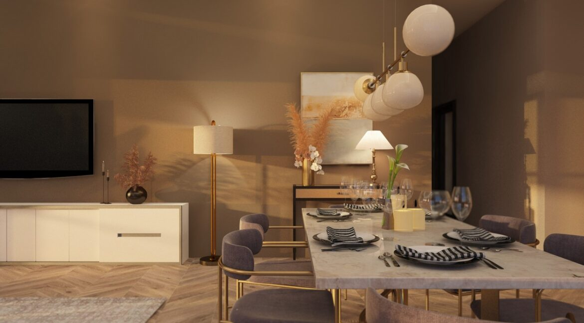 Contemporary Block of Apartments - 8 years Payment Plan with Conventional 3 bedrooms and duplexes plus DSQ4