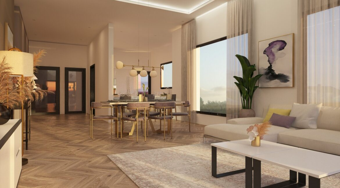 Contemporary Block of Apartments - 8 years Payment Plan with Conventional 3 bedrooms and duplexes plus DSQ5